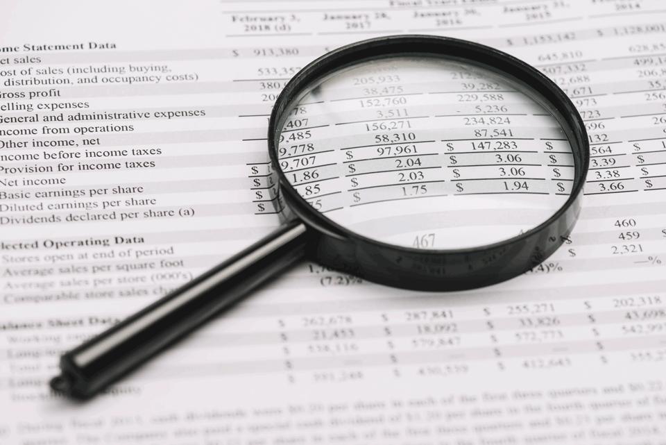 O que é auditoria contábil?